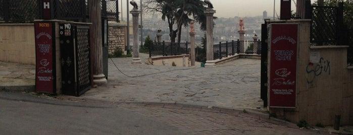 Molla Aski Parki is one of yeni yerler.
