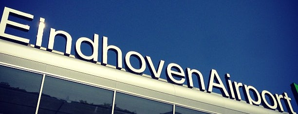 Eindhoven Airport (EIN) is one of Favo.