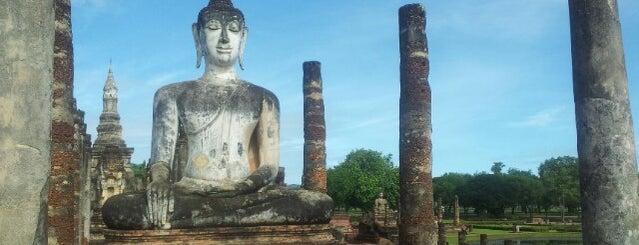 Historic Town of Sukhothai is one of 死ぬ前に訪れたい歴史ある場所.