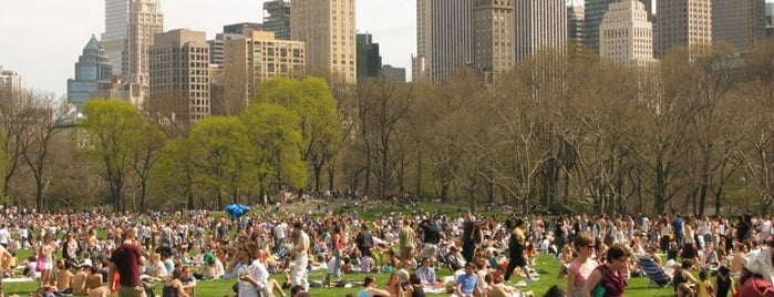Central Park is one of I Want Somewhere: Sights To See & Things To Do.