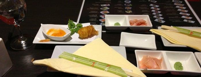 Tajima is one of Düsseldorf - eating out.