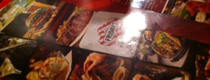 TGI Fridays is one of Eateries.