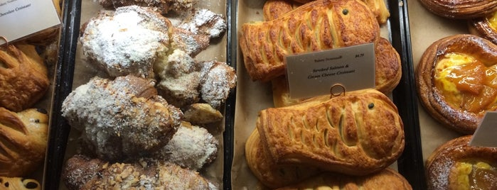 Bakery Nouveau is one of America's Best Croissants.