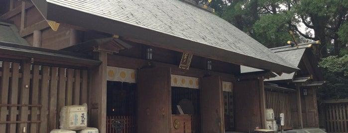 Amanoiwato-jinja Shrine is one of 神社.