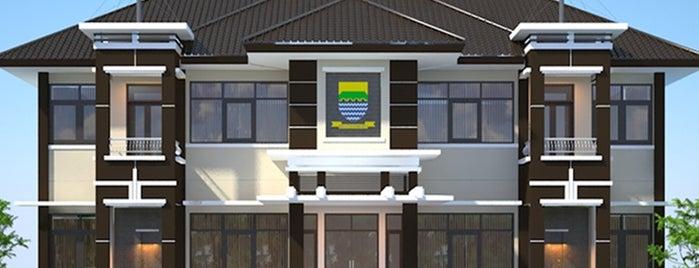 Kantor Kecamatan Sumur Bandung is one of Kantor Pemerintah Kota Bandung.