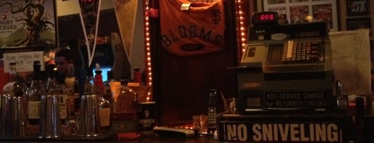 Bloom's Saloon is one of Potrero Hill/East Mission Stuffz.