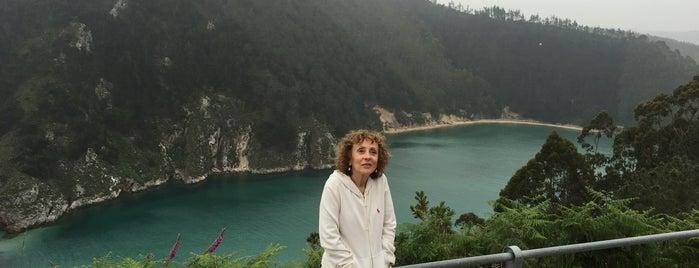 Pechon is one of Guía de Cantabria.