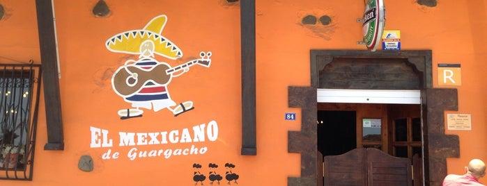 El Mexicano de Guargacho is one of Tenerifeando.....