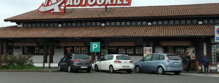 Area di Servizio Bettole Est is one of A7 Milano-Genova.