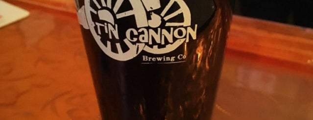 Tin Cannon Brewing Co is one of Drink!.