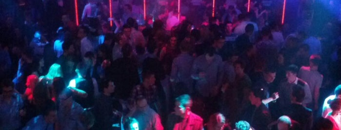 Fabrik Club is one of Places to be in Lille.