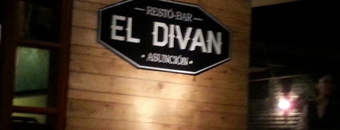 El Divan Resto-Bar is one of Lugares Chic.