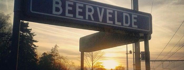Station Beervelde is one of Bijna alle treinstations in Vlaanderen.
