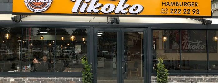 Tikoko Tire Köfte&Hamburger is one of Yeme - İçme.