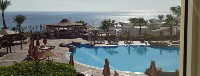 Renaissance Sharm El Sheikh Golden View Beach Resort is one of Be Charmed @ Sharm El Sheikh.