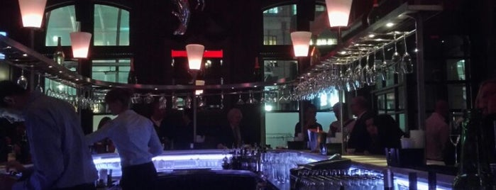 Catch Champagne Bar & Lounge is one of Champagne Bars.