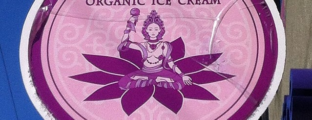 Tara's Organic Ice Cream is one of East Bay.
