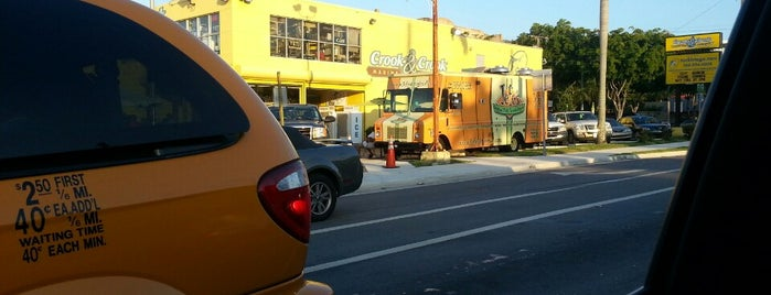 Jefe's Original Fish Taco & Burgers Truck is one of HUNGRY.
