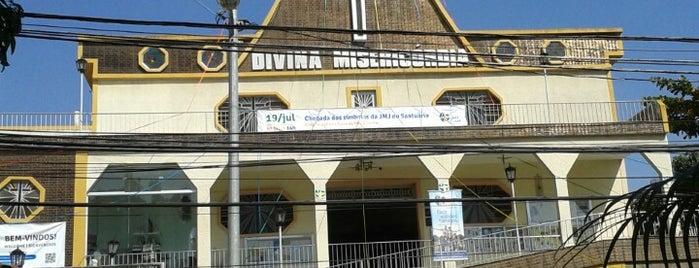 Santuário Arquidiocesano da Divina Misericórdia is one of #Rio2013 | Catequese [Portuguese].
