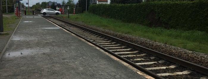 Station Overpelt is one of Bijna alle treinstations in Vlaanderen.