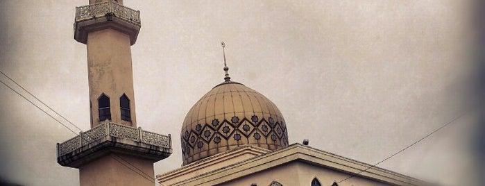 Masjid Al Imam Al Tirmizi (مسجد اليمام الترمذي) is one of Baitullah : Masjid & Surau.