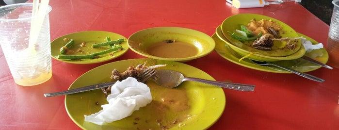 Nasi daging salai is one of Food in Kuantan, Pahang.