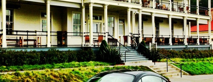 Cavallo Point Lodge is one of Hotels Round The World.