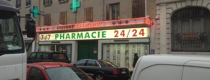 Pharmacie Maarek is one of Montreuil and around.