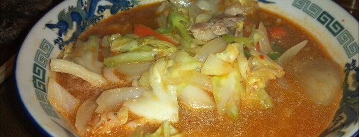 逍遥亭 is one of Favorite Food.
