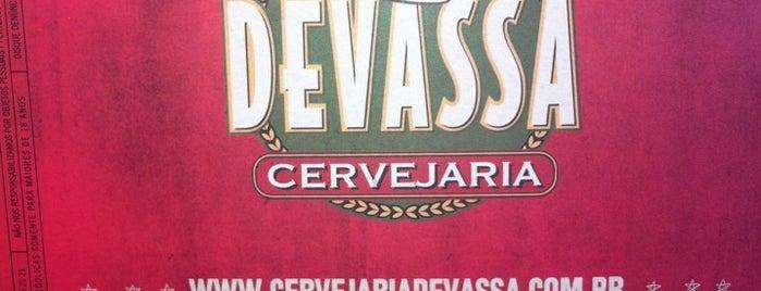 Cervejaria Devassa is one of Comida & Diversão RJ.