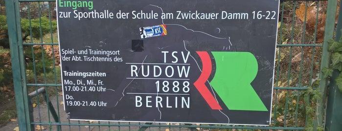 U Zwickauer Damm is one of U-Bahn Berlin.