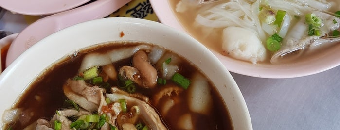 113 Duck Koay Teow Soup is one of Hawkers @ Penang.