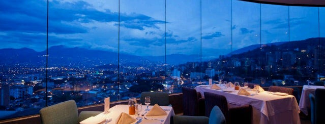 Dann Carlton Hotel Medellin is one of RESTAURANTES MEDELLIN.