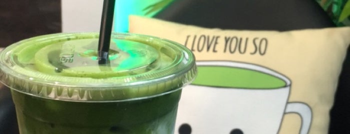 Matcha n' More is one of Amanda & Bernie.