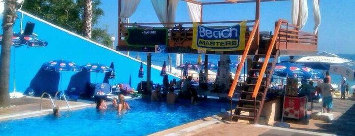 Havana Beach Club is one of antalya~ alanya~ side~belek.