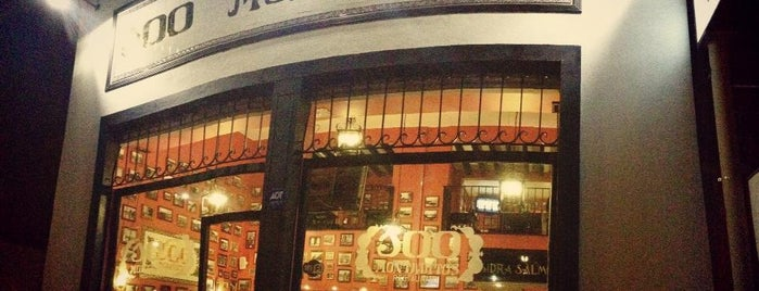 100 Montaditos Insurgentes is one of Must go in Mexico City.