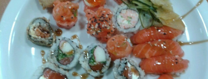 Djow Sushi is one of Sushi Floripa.
