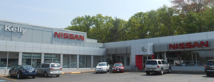 Kelly Nissan of Lynnfield is one of Our Favorite Car Dealerships.
