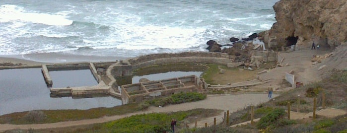 Sutro Baths is one of My Unequivocal Favorites.