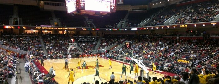 Galen Center (GEC) is one of Experience Teams & Venues.