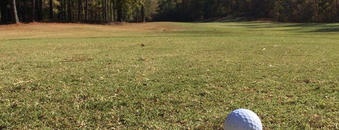 Limestone Springs Golf Club is one of Favorite Great Outdoors.