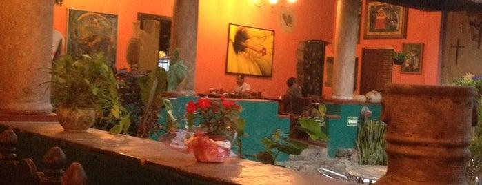 La Luna Mextli is one of The 20 best value restaurants in Tepoztlan, Mexico.