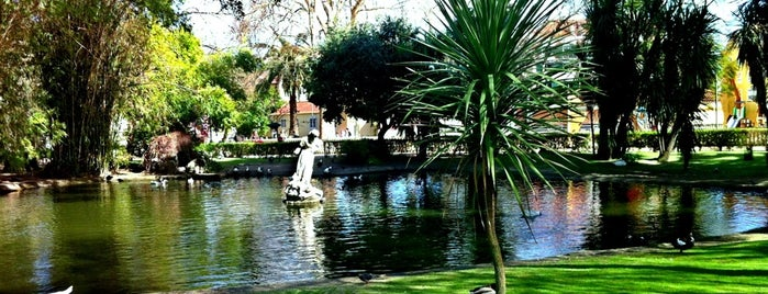 Jardim da Estrela is one of Lovely Places @ Lx.