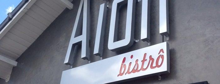 Aioli Bistrô is one of Restaurantes em Ponta Grossa.