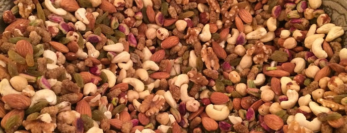 Ayoub's Dried Fruits & Nuts is one of Faves..