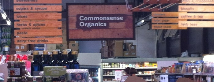 Commonsense Organics is one of #ThirdWaveWichteln Coffee Places.