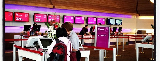Virgin America Ticket Counter is one of Guide to Two Harbors's best spots.
