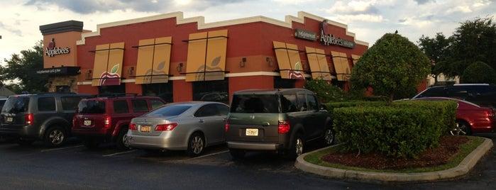 Applebee's Neighborhood Grill & Bar is one of Princess' Tampa Hot Spots!.