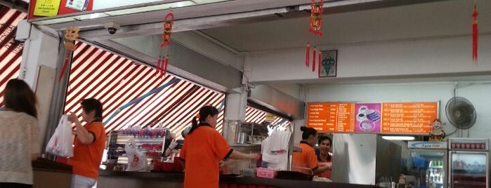 Jalan Tua Kong Lau Lim Mee Pok Kway Teow Mee is one of Places in the Lion City.