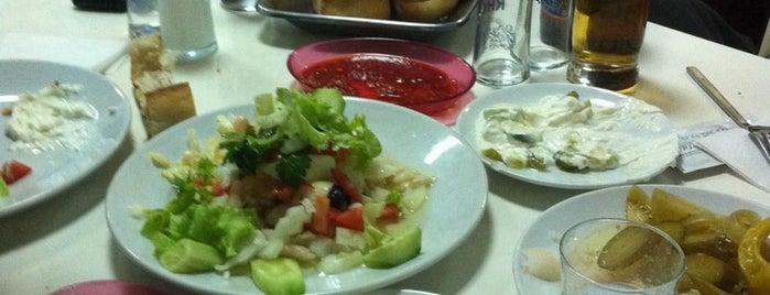 Ali İlte Kıyık Et Lokantası is one of Deneme.